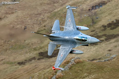 F16 Belgian AF (Nigel Blake, 12 MILLION...Yay! Many thanks!) Tags: wales fighter force aircraft aviation military air low f16 level falcon jetfighter lfa7 nigelblake nigelblakephotography fighhting beliun