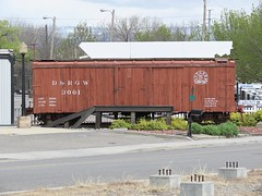 Grand Junction, Colorado (codeeightythree) Tags: colorado grand junction amtrak wildwest californiazephyr denverandriogrande grandjunctioncolorado