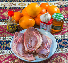 duck-2 (Stanislav Don Simon) Tags: food orange duck miel     magre   donsimonnet