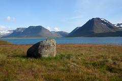 nundarfjrur (vsig) Tags: iceland island nundarfjrur flateyri sun sonne stein stone mountains berge fjll steinn islande
