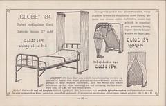 Globe meubel catalogus 1927 blz 38 (Jo Hedwig Teeuwisse) Tags: 1920s bed globe beds 1927 catalogus meubel