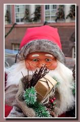 Wart Ihr denn alle brav gewesen? (p_jp55 (Jean-Paul)) Tags: germany deutschland weihnachtsmann santaclaus allemagne rheinlandpfalz saarburg papanol buttermarkt