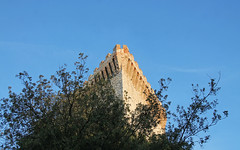 Castiglione del Lago (annapaola.scudieri) Tags: blue sky castle del lago fortress castello umbria castiglione fortezza