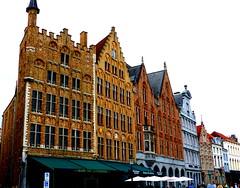 P1030147-Bruges, Belgium (CBourne007) Tags: city architecture buildings europe belgium bruges veniceofthenorth