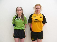 Girls U16 Final Players
