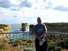 Ivar at Loch Ard Gorge, Port Campbell (luckypenguin) Tags: coast australia melbourne victoria cliffs coastline greatoceanroad twelveapostles 12apostles daytrip stacks portcampbell lochard