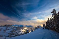 Starting Over (sullivan06) Tags: paradise traverse rainier wa backcountry snowboarder pnw
