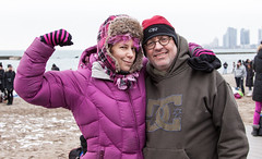 Polar Bear DIp 2016 - Pre-DIp Intrepitude (Jay:Dee) Tags: bear new dog toronto cold water hair photo insane crazy walks day humanity walk insanity years polar habitat dip fro loony 2016 topw topwhd16