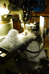 Makin' Chips (44 Bikes) Tags: titanium tool 44bikes bendingdie