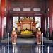 Le palais de l'Harmonie du milieu (Cité interdite, Beijing)
