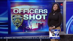 2 NYPD Housing Cops Shot at the  Melrose Houses in the Bronx (esu105) Tags: new york city houses cops bronx police nypd melrose housing nycpd