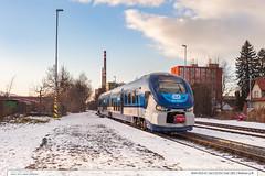 844.003-4 | Os13219 | tra 281 | Ronov pod Radhotm (jirka.zapalka) Tags: winter train czech cd os stanice roznovpodradhostem trat281 rada844