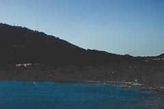 Calafquen (cmenesese) Tags: chile travel lake nature landscape volcano ray scene villarrica lican