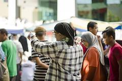 street candid (leonlee28) Tags: street people asian outdoor candid streetphotography nikkor lenstest nikonlens primelens 50mmf12 nikon50mm nikkor50mmf12ais fixlens leonlee28 leonlee nikkoraislens