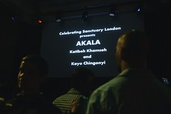 Akala @ Rick Mix for Refugee Week