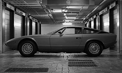 Maserati, Khamsin, Hong Kong (Daryl Chapman Photography) Tags: auto china road windows blackandwhite hk classic cars car photoshop canon photography hongkong eos drive is nice italian automobile driving power wheels engine fast automotive headlights gas daryl ii brakes 5d petrol autos grip rims f28 hkg maserati fuel sar drivers horsepower chapman 70200mm topgear mkiii bhp khamsin cs6 worldcars darylchapman euc500v