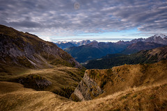 Silence... (A.K_Photography Hamburg) Tags: italien autumn mountains nature landscape herbst berge belluno dolomiten passodigiau nikond810 afsnikkor24mm114ged unescoweltnaturerbedolomiten