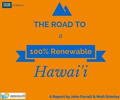 Hawai'i Report Social Media (Institute for Local Self-Reliance) Tags: hawaii solar energy renewable solarenergy distributedgeneration ilsr energydemocracy