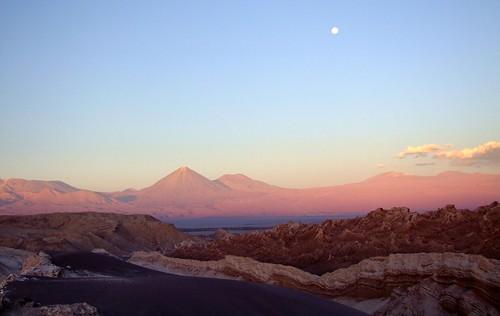 Cordillera de la Sal - Andes