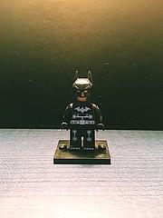 Electro Suit Batman Minifigure  (Lego_King) Tags: lego batman dccomics