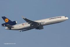 D-ALCC - 1998 build McDonnell Douglas MD11F, with additional Aktion Deutschland Hilft logo's (egcc) Tags: frankfurt main cargo lh douglas lufthansa fra dlh freighter md11 gec mcdonnelldouglas md11f 627 eddf lufthansacargo 48783 dalcc aktiondeutschlandhilft