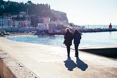Relationship goal. (If not NOW... when?) Tags: city travel light sea canon europe euro slovenia piran makroplanart250 5d3 makroplanar502ze 5diii