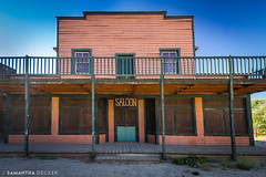 Paramount Ranch Saloon (Samantha Decker) Tags: california ca flickr wideangle saloon uwa canonefs1022mmf3545usm agourahills paramountranch samanthadecker canoneos550d canoneosrebelt2i