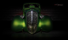 """"""" Lime Rock"""" (Neil Banich Photography) Tags: plymouth custom hotrods 1937 prostreet 1937plymouthcoupe neilbanichphotograhy coolhotrods"""