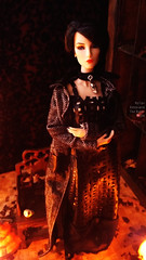 Victoriana Look 08 - The Butler (OOAK) (KoTori Couture) Tags: fashion rock elise goth collection victoriana couture kotori fashionroyalty
