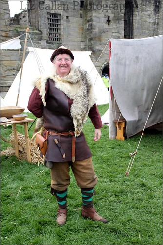 Tutbury Castle Viking Day 200414 (5)