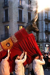 Matar a Santa Eullia (miquelopezgarcia) Tags: barcelona canon folk traditional bcn culture popular cultura febrer followme mataro plaasantjaume tradicio santaeulalia lessantes caprossos miquellopez
