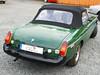 MG-B Verdeck 1962 - 1980