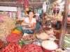 Colourful Myin Mu market (Explore #237 8/3/16) (GillWilson) Tags: market myanmar myinmu