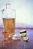 Ready - Set - Go (Caroline.32) Tags: stilllife glass wooden salt tequila limes tabletop decanter woodtable