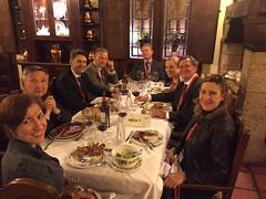 Kooperationschancen mit spanischen Anwaltskanzleien (ADVANTAGE AUSTRIA) Tags: madrid austria abendessen advantage kanzlei chancen kooperation advantageaustria