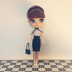 Little Miss Perfect Maud