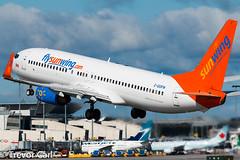 Sunwing | C-GOFW | Boeing 737-8BK | YUL (Trevor Carl) Tags: canon airplane eos photo aviation transport boeing yul sunwing avgeek 60d 7378bk alltypesoftransport montrealdorvalinternationalairport cgofw