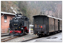 ZOJE - 2016-10 (Olher2) Tags: train eisenbahn rail railway steam bahn steamtrain narrowgauge dampflok zittau railraod oybin dampfzug schmalspurbahn jonsdorf zoje