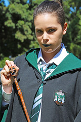 IMG_1825 (willdleeesq) Tags: cosplay harrypotter cosplayer balboapark slytherin cosplayers cosplayinsd