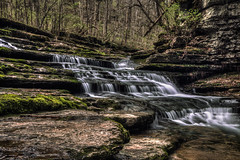 Raven Run Falls Lexington Ky (Klaus Ficker) Tags: canon waterfall lexington kentucky ravenrun eos5dmarkii kentuckyphotography klausficker ravenrunwaterfall