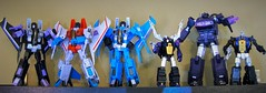 IMG_2644 (Yeled's Photos) Tags: transformers mp seekers decepticons starscream mercenary grenadier mp11 skywarp thundercracker masterpiecetransformers quakewave fanstoys mp11t mp11sw masterpieceskywarpstarscreamthundercracker
