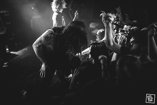 While She Sleeps @ The Haunt // 23/3/16 // Shot by Doug Elliott