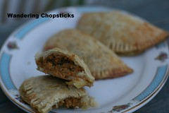 Pumpkin Pasties with Ground Beef, Onions, and Sage 1 (wanderingchopsticks) Tags: pie pumpkin beef harry potter ground sage onions pasties wanderingchopsticks