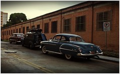 Old Downtown (gpholtz) Tags: ford miniatures gmc 1950 diorama 1949 oldsmobile 118 diecast