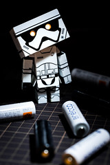 #What? (David C W Wang) Tags: white black toy battery what act          danboard   sonya7ii sel90m28g