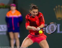 Simona Halep (Jimmie48 Tennis Photography) Tags: sport unitedstates tennis wta indianwells 2016 simonahalep bnpparibasopen