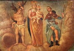 Hll.Sebastian+Rochus (edgarhohl) Tags: saint bayern sebastian gemlde hlsebastian