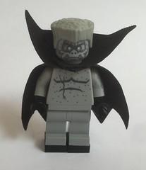 Grey Gargoyle (mattzitron) Tags: comics lego dccomics marvelcomics customlego legosuperheroes legosuperman customlegominifgures legomarvel legodc legoavengers
