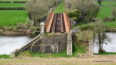 IMG_2356 (ppg_pelgis) Tags: old uk bridge ireland river trafalgar railway northern mourne camus tyrone sionmills gnri
