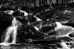 Conway Vernal*Explore* (SnapSnare) Tags: white black nature flow waterfall conway mass vernal